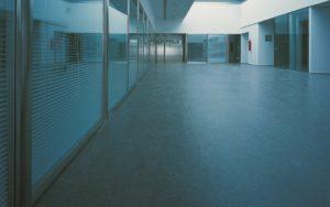 Linoleo para hospitales